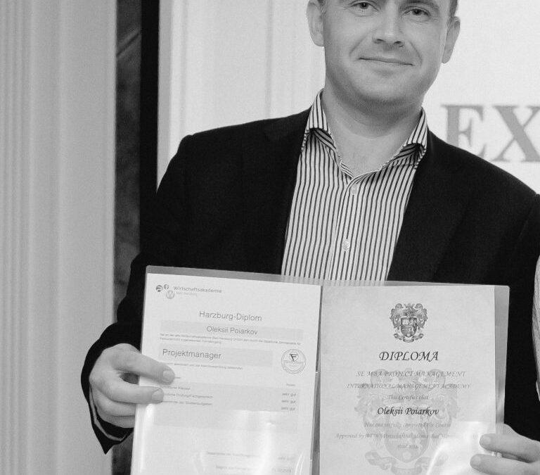"Poiarkov Aleksei, Deputy Finance Director, PJSC ""Radiy""/ Public Joint Stock Company ""Radiy"""