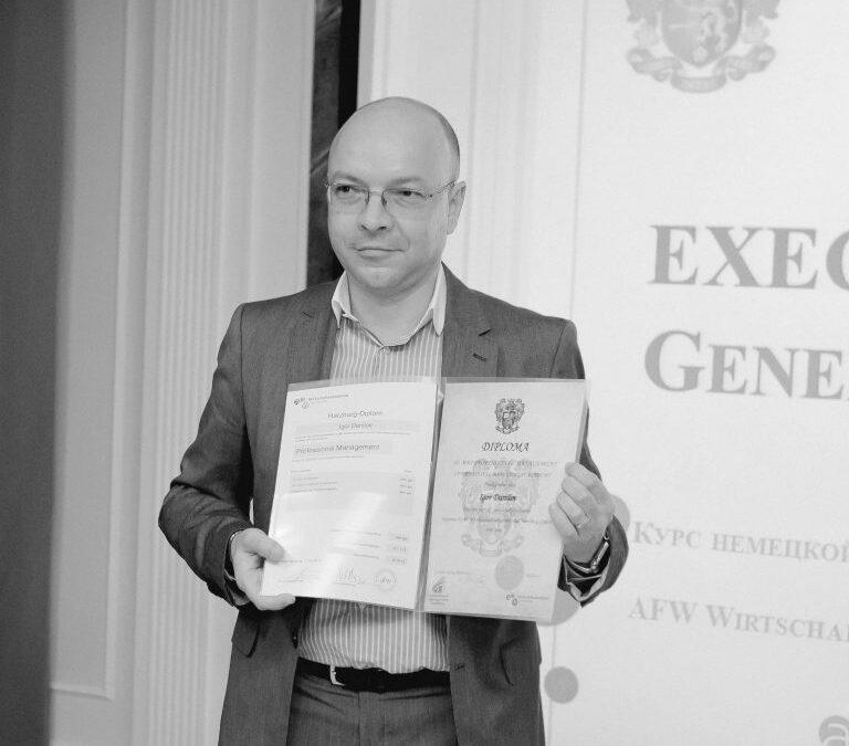 Danilov Igor, General Head of External Service, Egis Pharmaceuticals PLC