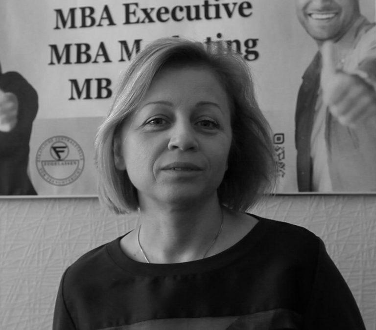 Dudko Valentina, Retail Business Development Manager, TASKOMBANK JSC