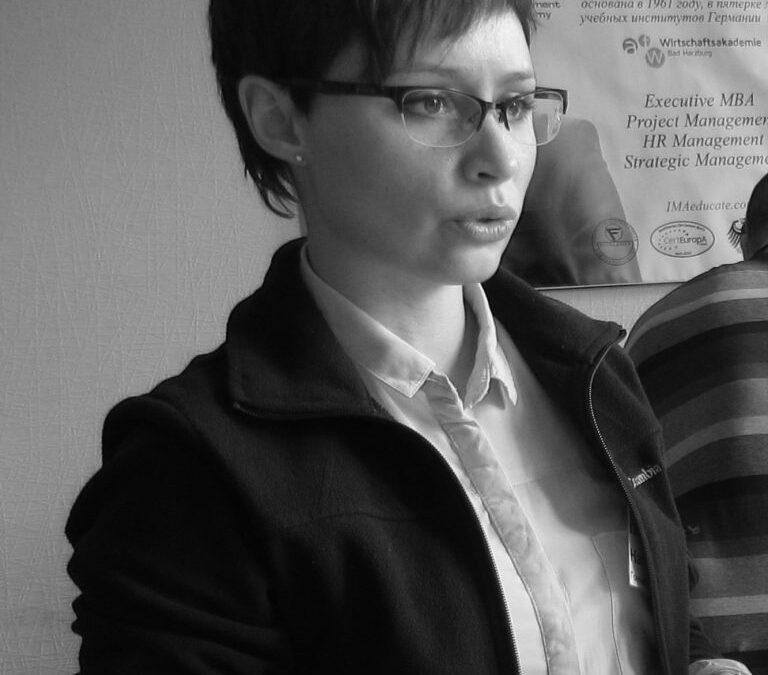 Gonchar Natalia, Sales Manager, Zakhid-Agro MHP LLC