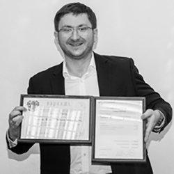 Volynets Vitalii, Deputy Director. Gas Supply Company NAFTOGAZ